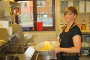 Dominique van frituur patatje Borgloon