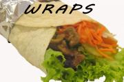 Wraps warm en koud